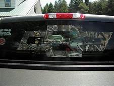 Chevy Truck Rear Window Decals  Mary Rosh
