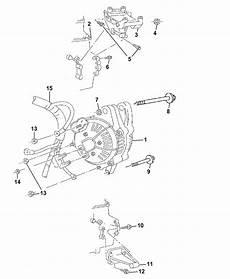 1993 4 0l jeep alternator wiring diagram 56009115ab genuine jeep wiring alternator and battery