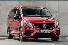 mercedes v class limited edition revealed only 1 500