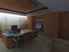 Perspektif Ruang Direksi Kantor Bni Securities