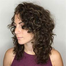 20 glamorous mid length curly hairstyles for haircuts hairstyles 2020