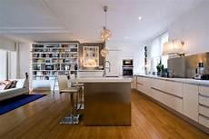 Une Cuisine Ouverte Pour Int 233 Rieur Design Inspiration