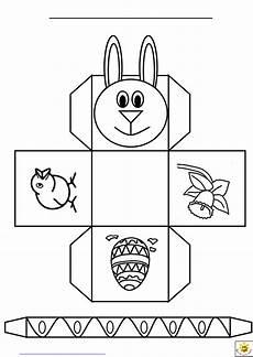 easter bunny basket free