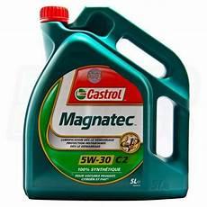 Motorolie 5 Liter Castrol Magnatec Stop Start 5w30 C2