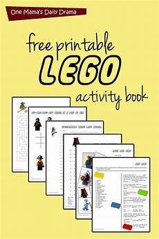 free printable lego activity book homeschool giveaways
