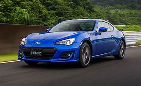 First Drive 2017 Subaru BRZ – Review Car And Driver