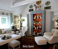 cottage living betsy speert s country cottage living room