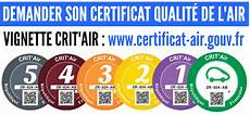 Www Certificat Air Gouv Fr Demande Vignette Crit Air