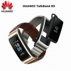 Original Huawei Band Touch Screen original huawei band b5 smart wristband color screen