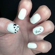 27 white color summer nail designs ideas design trends