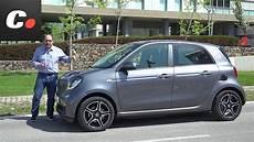 smart eq forfour smart eq forfour smart electric drive prueba test