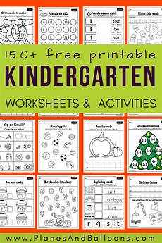 400 free printable worksheets for kindergarten instant