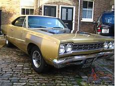 plymouth roadrunner 1968 american muscle car hot rod classic american