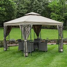 Pavillon 3x3 Wasserdicht - buckingham 3m x 3m waterproof canopy only frame and