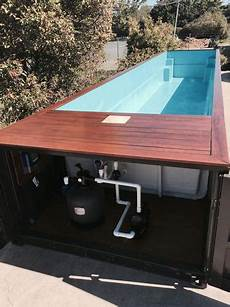 Container Als Pool - shipping container pool for residential rs 7500000