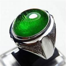jual cincin batu zamrud kalimantan top crystal di lapak dicky gemstone dicky gemstone