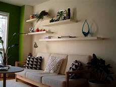 Interior Shelves by Creative And Modern Interior Decorating With Open Wall Shelves