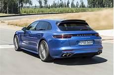 Porsche Panamera Sport Turismo Review 2019 Autocar