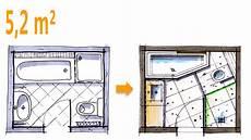 Badplanung Beispiel 5 2 Qm Modernes Komplettbad Mit