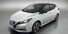 The 2019 Nissan Leaf E Adds A Whole Lot Of Range And