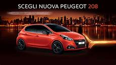Nuova Peugeot 208 Move Your Energy