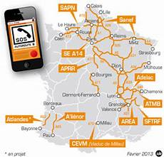 Voiture Communicante L Application Sos Autoroute 233 Tend Sa