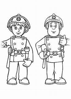 Ausmalbilder Feuerwehrfrau Ausmalbilder F 252 R Kinder Feuerwehrmann Sam 3