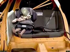 Cybex Juno Fix Crash Test Impacto Lateral