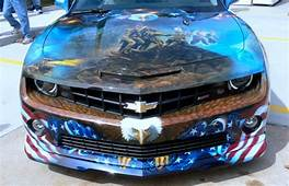 25 Crazy Airbrushed Art Cars  Complex