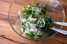 Low Carb Nudelsalat - anzeige mediterraner low carb nudelsalat mit slendier