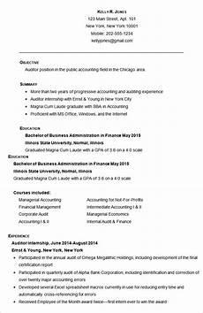 23 accounting resume templates pdf doc free