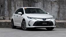 2020 toyota altis review 2020 toyota corolla altis 1 8 hybrid philippine