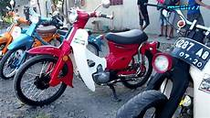 Modifikasi Motor Tua by Klasik Style Komunitas Tebeng Pote Madura Modifikasi