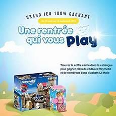 Jeu La Halle 100 Gagnant 1050 Lots Playmobil 224 Gagner