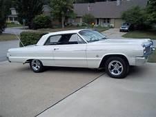 1964 Chevrolet Impala SS 409 425 HP 4 Speed Posi Traction