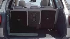 Dimensions Citroen C3 Aircross 2018 Coffre Et Int 233 Rieur