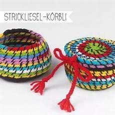 stricken mit der strickliesel anleitung und kreative