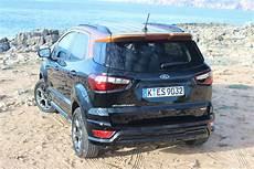 Essai Vid 233 O Ford Ecosport 2018 Restylage Int 233 Gral