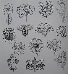 flower motifs joyful ploys