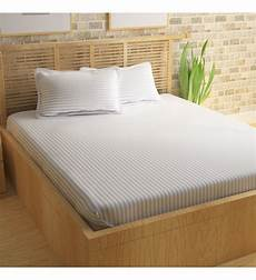 buy white king size bed sheet set by story home online