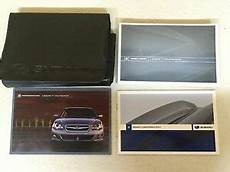 car manuals free online 2008 subaru legacy head up display 2008 subaru legacy outback owner s owners manual guide books literature 4 pcs ebay