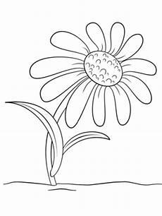 bojanke za decu cveće