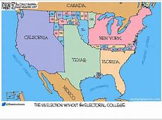 what states are the electoral college