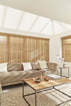 Apartment Therapy Blinds by Create A Warm Feel To Your Conservatory With Wooden Blinds