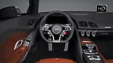audi r8 interieur 2017 audi r8 v10 plus interior design hd