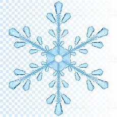 transparent background snowflake emoji transparent snowflake translucent only in vector file