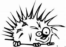 Igel Malvorlagen Gratis Hd Kleiner Igel 2 Ausmalbild Malvorlage Tiere