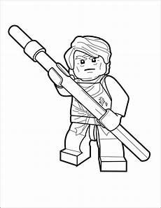 lego ninjago coloring page sensei garmadon the brick show