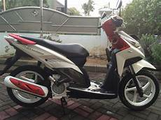 Modifikasi Motor Vario Lama by Modifikasi Honda Vario 110 Karbu Garasi Modifikasi