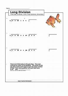 printable division worksheets with answer key 6916 division worksheet with answer key printable pdf
